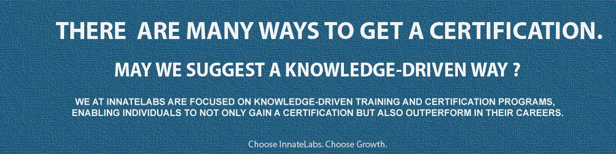 IT and PM certification